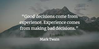 40 Motivational Quotes To Help You Make Decisions Babyproof Beauteous Decision Making Quotes
