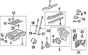 parts com® genuine factory oem 2011 gmc terrain slt v6 3 0 liter diagrams