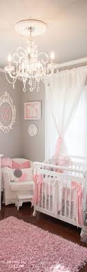 Baby Girl Room Chandelier
