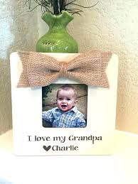 grandpas picture frame gift for grandpa papa grandma personalized and me f hobby lobby p photo picture frame gift me