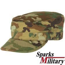 Ocp Pattern Impressive Original US Army ACU Cap In OCP Scorpion W48 Camo Buy Online