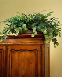 artificial plants for office decor. Elegant Palm \u0026 Ivy Armoire Silk Planter Assorted Varieties In Decorative Aged Artificial Plants For Office Decor S
