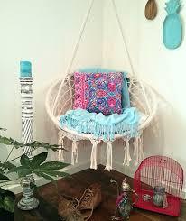 crochet hammock macrame diy hanging chair white patina more home design 23 home design macrame hanging