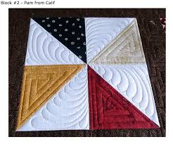 Another quilting design to use on pinwheels. | Crafts | Pinterest ... & Another quilting design to use on pinwheels. Adamdwight.com