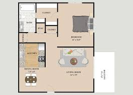 3 Bedroom Floor Plans Unique Design Ideas