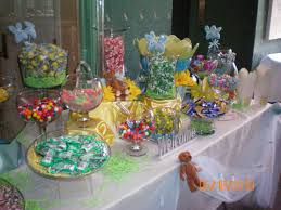 Candy Decorations Buffet Decorations