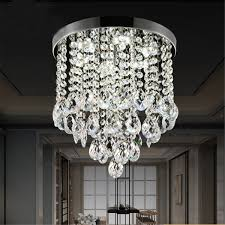 modern chandelier ceiling modern led crystal ceiling light pendant lamp fixture