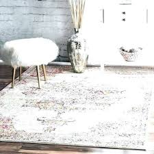 pink light blue area rug blush and rugs reviews vintage medallion 8 x sweat