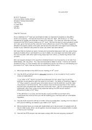 Collection Of Solutions Writing A Business Plan Letter With