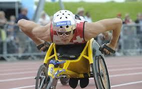 Znalezione obrazy dla zapytania behindertensport