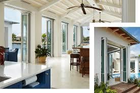 residential folding glass door