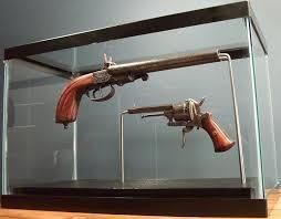 Handgun Display Stand Gun Display Case 60