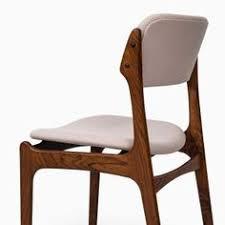erik buck dining chairs model od 49 at studio schalling