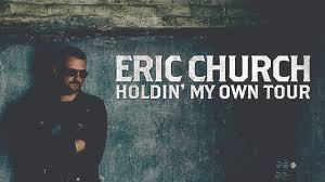Eric Church Target Center