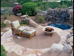 5 round patio ideas