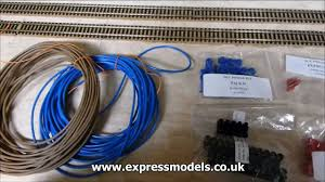 dean park station video 7 wiring for dcc and track update