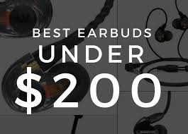 Top 10 Best Earphones Under $200 - <b>2019</b> Mid-range Earbud Guide
