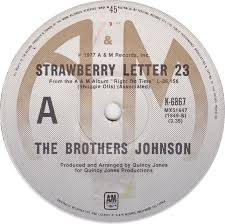 the brothers johnson strawberry letter 23 am 2