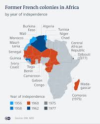 Africa and France: An unfulfilled dream of independence? | Africa | DW
