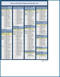 template phone 019 office telephone extension list template ideas phone