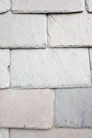 slate has a matte or un shiny appearance