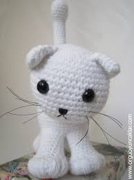 Free Crochet Cat Patterns New Free Crochet Cat Patterns My Crochet