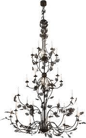 meyda tiffany 189564 oak leaf rustic textured black chandelier light loading zoom