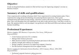financial analyst resume example cover letter likable business operations business operations budget analyst resume sample