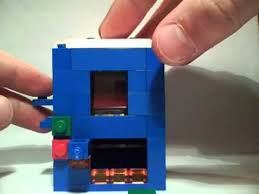 Working Of Vending Machine Magnificent Lego Sodavending Machine That Works With 48x48 'blocks' Inside