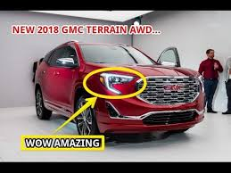 2018 gmc terrain reveal. contemporary terrain 2018 gmc terrain awd review to gmc terrain reveal