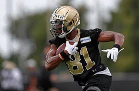 Saints Wide Receivers 2012 Depth Chart Patriots Bring Ex Saints Bears Wideout Cameron Meredith