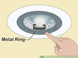 image titled change a lightbulb in recessed light step 9 replace recessed light bulb h76