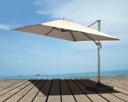 modern patio umbrella w base p