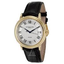 raymond weil maestro 2837 pc 00659 men s watch watches raymond weil men s maestro automatic date watch