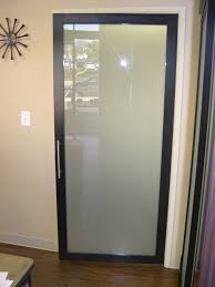 Interior Glass Office Doors Frosted Door Sitezco
