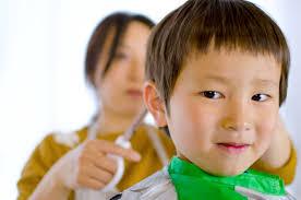 家でもできる子どものヘアカット切り方のコツや男の子に人気の髪型
