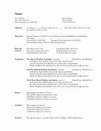 Marriage Resume Format Word File Beautiful 50 Elegant Libreoffice