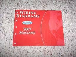 2006 ford mustang electrical wiring diagram manual convertible gt v6 2007 ford mustang electrical wiring diagram manual convertible gt premium deluxe