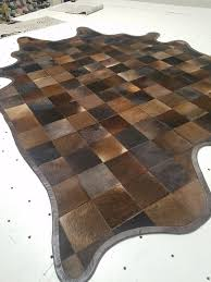 photo of binding pros phoenix az united states custom cowhide rug with