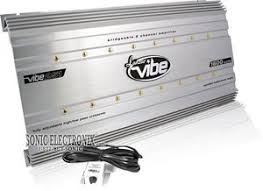 lanzar vibe w max channel amplifier vibe  lanzar vibe251 1600w max 2 channel amplifier