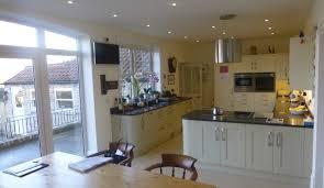 Kitchen Dinner Prospect Design Renovation Of Victorian Property