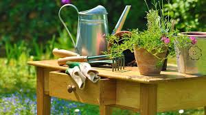 awesome potting bench ideas you can diy