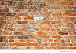 old red brick wall background royalty free stock picture