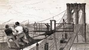 Who Designed The Brooklyn Bridge The Brooklyn Bridge The Man Who Built An American Icon