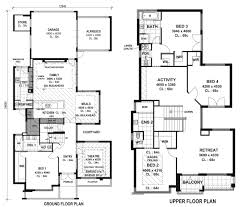 Modern House Floor Plans Cost To Build Stylish Decoration