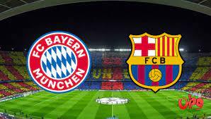 تعرف على موعد مباراة برشلونة وبايرن ميونيخ في دوري أبطال أوروبا والقنوات  الناقلة | وطن يغرد خارج السرب