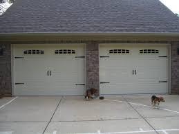 double carriage garage doors.  Doors Medium Size Of Decoration Crown Decorative Garage Door Hardware Carriage  Kit Faux To Double Doors R