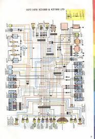 kawasaki wiring diagrams kawasaki image wiring diagram 1980 kawasaki 440 wiring diagram 1980 auto wiring diagram on kawasaki wiring diagrams