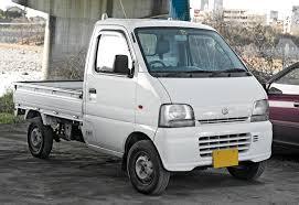 Suzuki Carry | Tractor & Construction Plant Wiki | FANDOM powered by ...