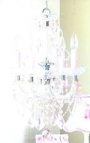 baby chandelier